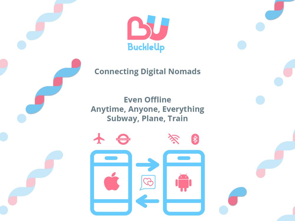 برنامه موبایلی کمربندت رو ببند! buckleup 1